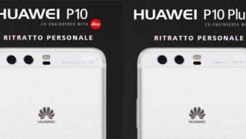 Huawei P10 venduti con diverse memorie flash: svelato il motivo